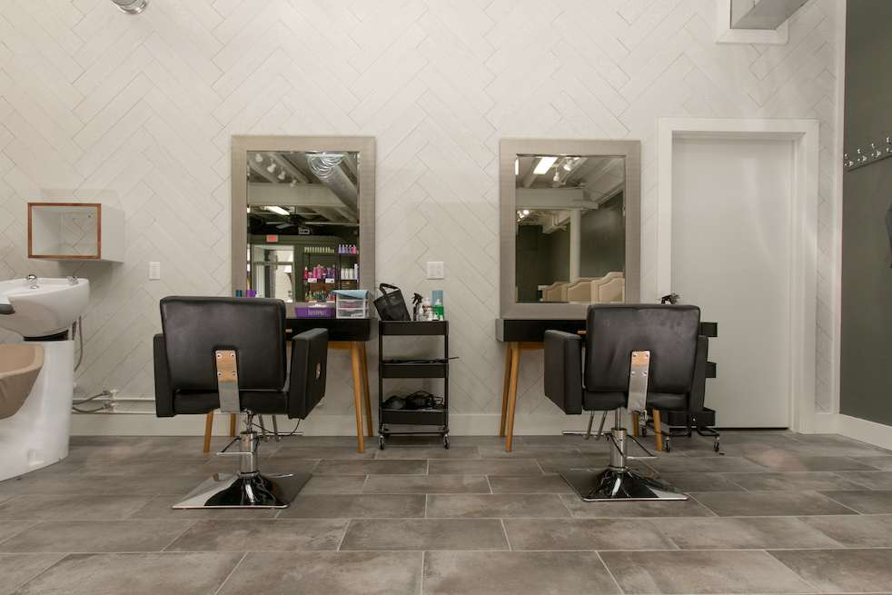 Cleveland\'s First Finishing Salon - The Beauty Room